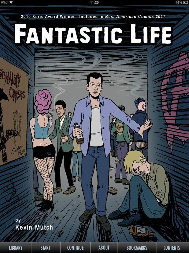 Kevin Mutch's 'Fantastic Life'