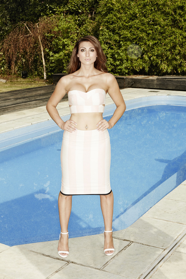 Luisa Zissman in Heat magazine