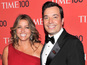 Jimmy Fallon, Nancy Juvonen welcome baby