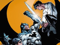 Son of Batman and Batman: Assault on Arkham are announced at Comic-Con.