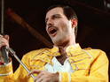 "Brian May says Queen manager Jim Beach's Freddie Mercury biopic announcement was ""a small joke""."