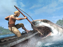 Images from Comic-Con reveal naval combat, deep sea diving and shark attacks.