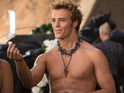 Finnick star answers your questions at Digital Spy's special screening.
