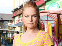 Patsy Palmer is to leave the BBC One serial.