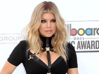 Fergie unveils new single 'LA Love' artwork