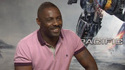 'Pacific Rim' star Idris Elba chats to Digital Spy about the return of Luther and the chances of it coming to the big screen.