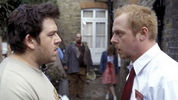 'Spaced's Simon Pegg, Nick Frost and Edgar Wright make the leap to the big screen with 'Shaun of the Dead'.