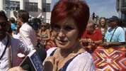 The X Factor judges on the return of Sharon osbourne