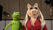 The Muppets stars Kermit the Frog and Miss Piggy have recorded a personal message of congratulations for Prince William and Kate Middleton.