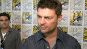 Digital Spy at Comic-Con 2013 Karl Urban tells DS that fans of 'Dredd' should start lobbying Lionsgate for a sequel.