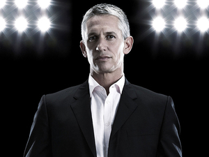 Gary Lineker on 'Match of the Day'
