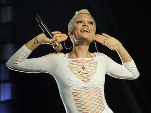 Jessie J, Radio City Live concert held at Echo Arena