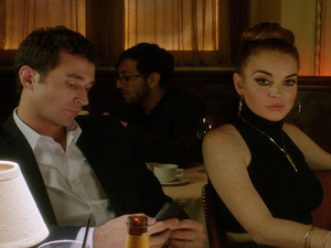 Lindsay Lohan, James Deen The Canyons