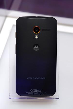 The Motorola Moto X