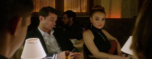 Lindsay Lohan, James Deen The Canyons