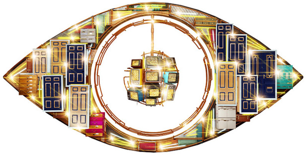 The Celebrity Big Brother Eye