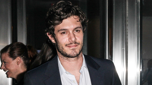 Adam Brody The Cinema Society and MCM with Grey Goose screening of Radius TWC's 'Lovelace' at Museum of Modern Art - Outside Arrivals