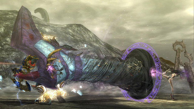 'Bayonetta' screenshot
