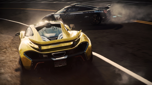 'Need for Speed: Rivals' screenshot