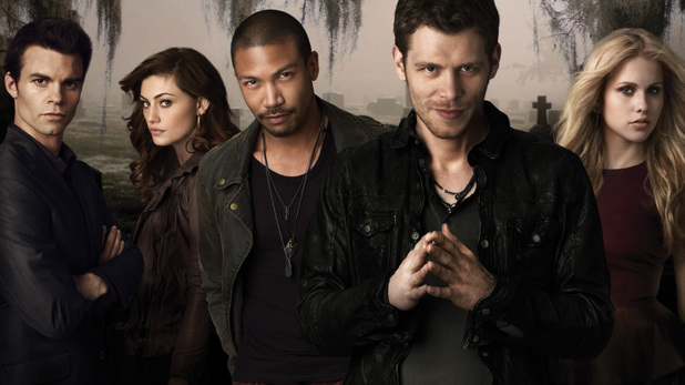 The cast of The Originals