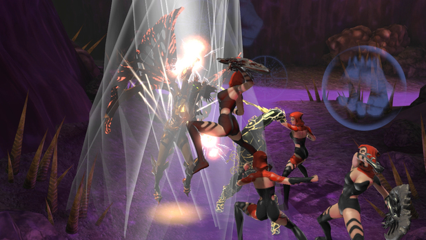 DC Universe Online: Sons of Trigon screenshot