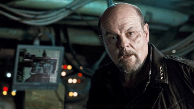 Michael Ironside in 'Terminator Salvation'