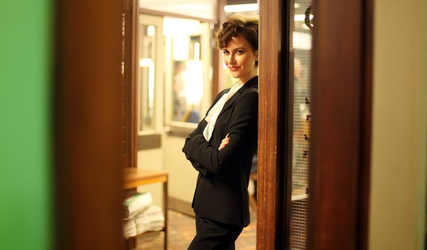 Katherine Kelly as Maloney  in 'Field of Blood: The Dead Hour'