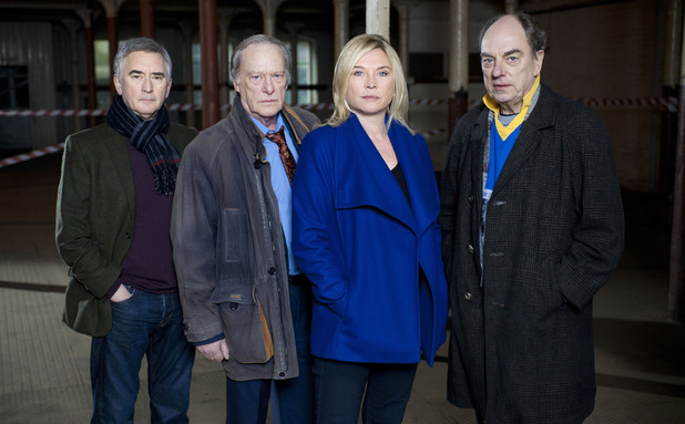 The cast of 'New Tricks'
