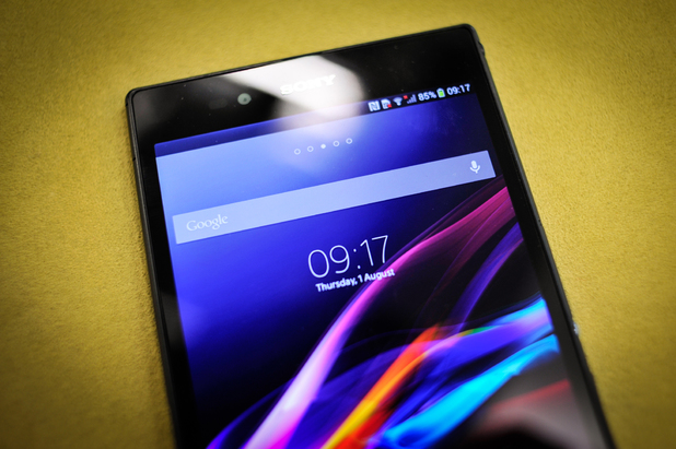 The Sony Xperia Z Ultra