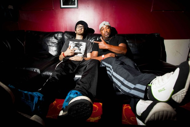 Mat Zo and Chuck D