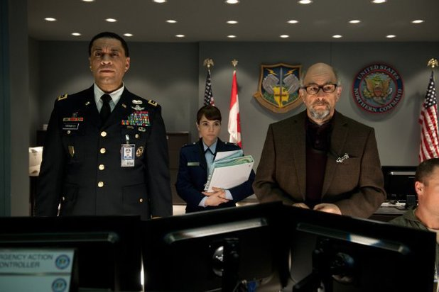 Richard Schiff in 'Man of Steel'