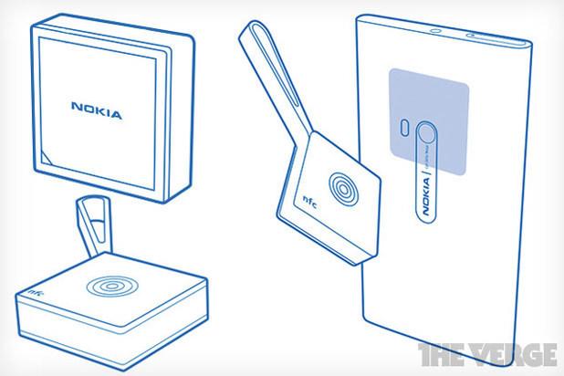 Blueprint for Nokia's Treasure Tag accessory