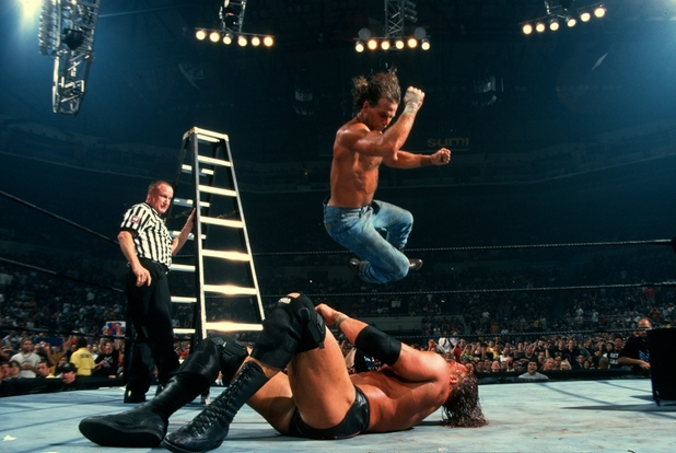 Shawn Michaels vs Triple H at SummerSlam (2002)