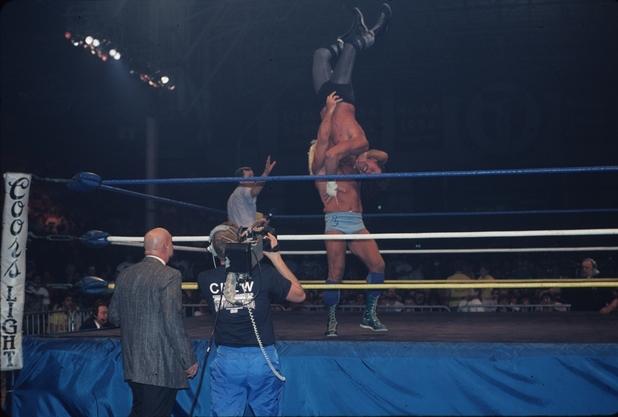 Terry Funk vs Ric Flair - Clash of the Champions IX (1989)
