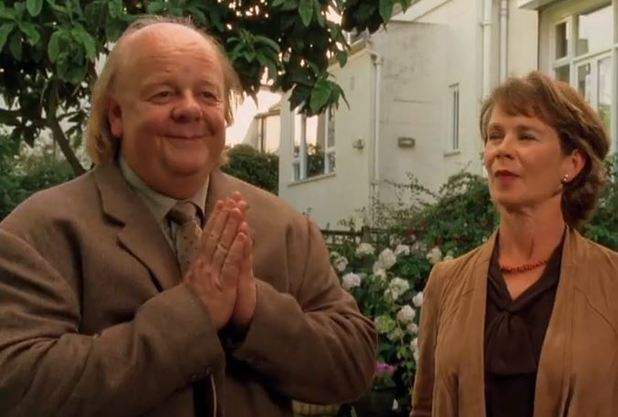 Roger Ashton-Griffiths in a trailer for 'You Will Meet A Tall Dark Stranger'