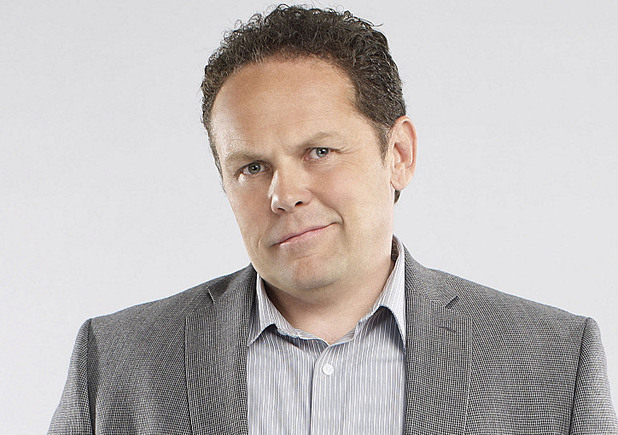 Kevin Chapman as Detective Fusco in 'Person of Interest'