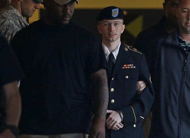 Bradley Manning, July 29 2013