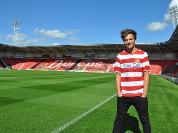 Louis Tomlinson signs to Doncaster Rovers