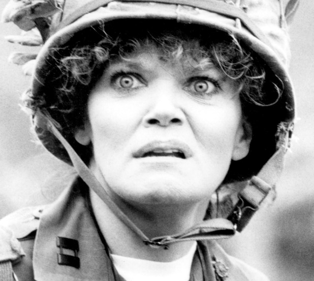 Eileen Brennan in 'Private Benjamin'