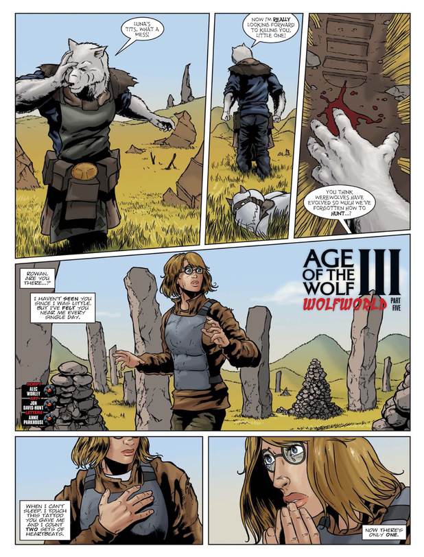 Age of the Wolf III 'Wolfworld'