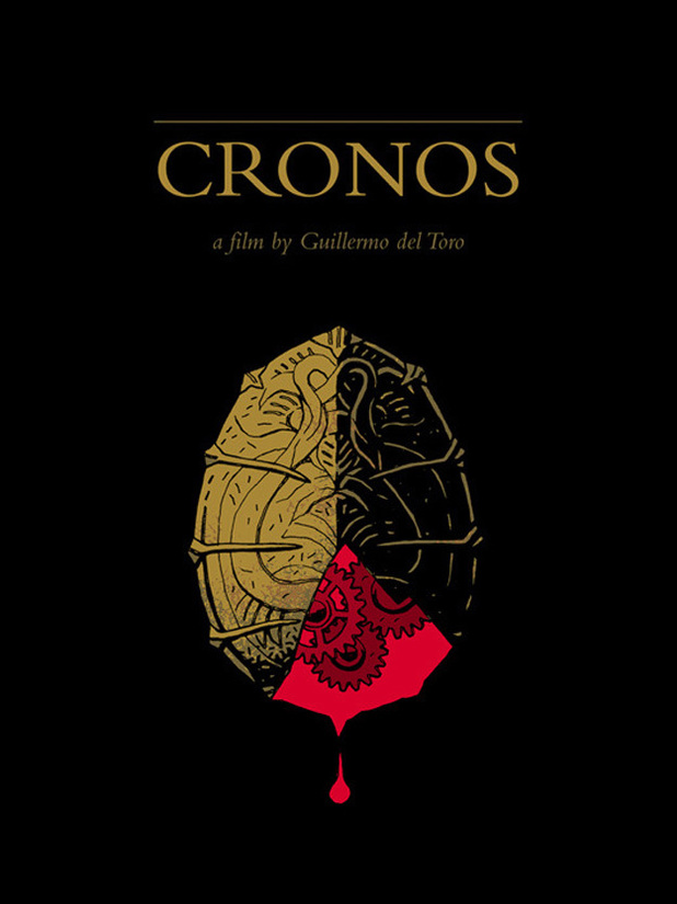 Mike Mignola and Dave Stewart's 'Cronos' poster