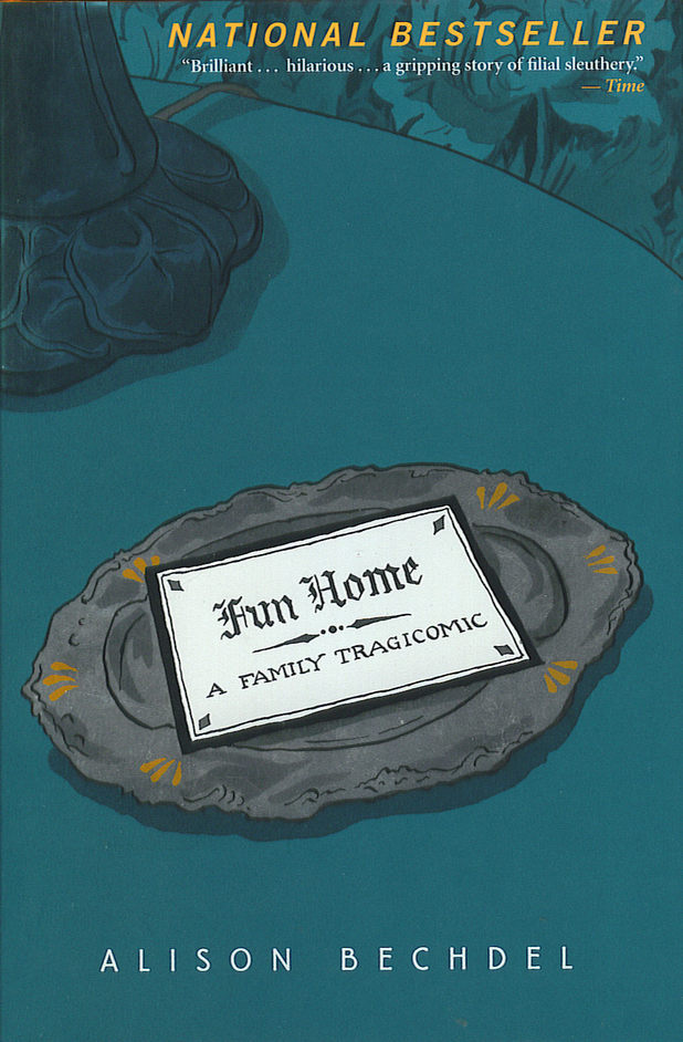 Alison Bechdel's 'Fun Home'