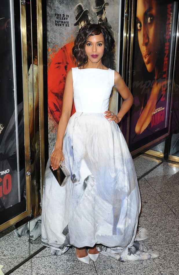 Kerry Washington's best look in pictures