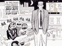 The comic art auction sets a record for the acclaimed cartoonist.