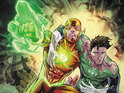 Brian Buccellato tells the story of how Hal Jordan and Barry Allen first met.