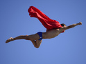 Majestic Czech diver Michal Navratil is our caped hero - pictures.