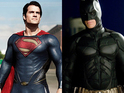 "Execs plan ""grizzled"" version of Batman for upcoming Man of Steel 2."