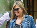 Aniston says the speculation about her engagement has been exhausted.