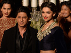 Khan and Padukone speak to