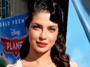 Priyanka Chopra attends the 'Planes' premiere